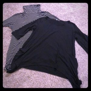 Lot of two loose fitting shirts - extremely comfy